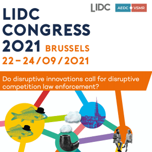The LIDC Congress 2021 will take place from 22nd to 24th of September in Brussels with the support of the BSC.